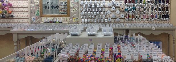 Магазин для рукоделия, хобби, вышивания и шитья»