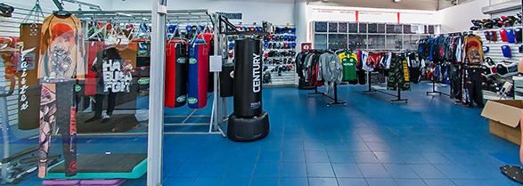 Магазин профессиональной боксерской экипировки «ROCKY-SHOP»